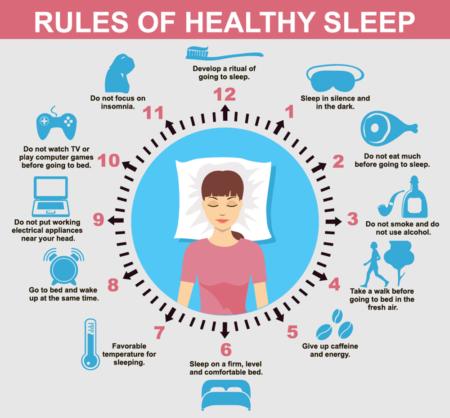 Healthy sleep options